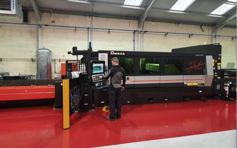 Flexitech is now offering Fiber laser cutting services