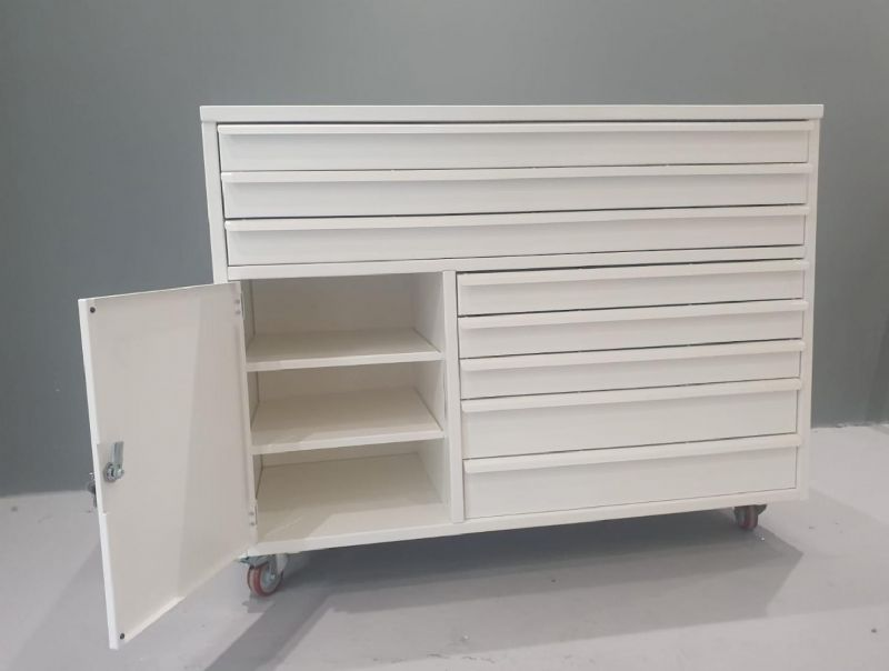 Flexitech now manufacture tool cabinets
