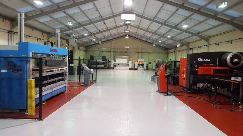 Flexitech New Manufacturing Facilities