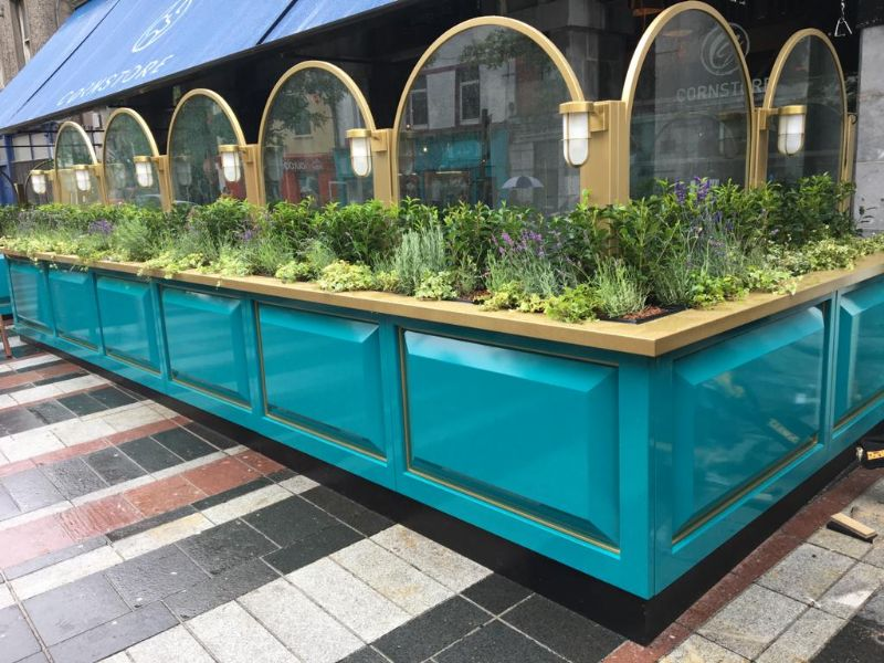 Planter Box Frame