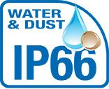 We Are Now IP 66 Approved