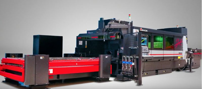 Flexitech have invested in the Amada ENSIS-3015 RI