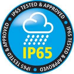 We are Now IP 65 Approved
