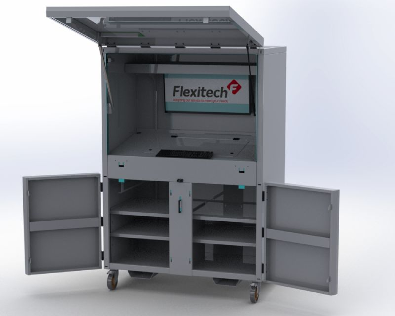 Flexitech are announcing the launch of their new product FX 1500 Site Hub